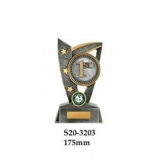 Athletics Trophies S20-3203 - 175mm