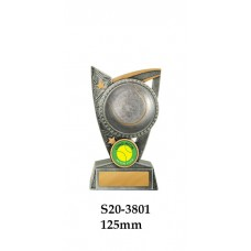 Tennis Trophies S20-3801 - 125mm Also 150mm & 175mm