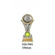 Tennis Trophies S20-3901 - 150mm Also 175mm 195mm & 225mm