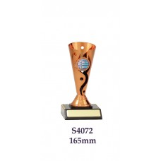 Swimming Trophies S4072 - 165mm