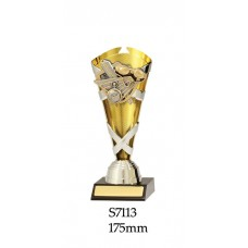 Swimming Trophies S7113 - 175mm Also 195mm & 215mm