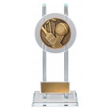Cricket Trophies SG-240A - 165mm Also 190mm & 215mm