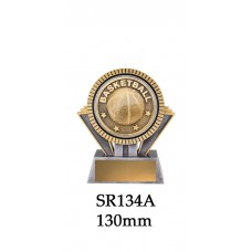 Basketball Trophies SR134A - 130mm Also 155mm & 180mm
