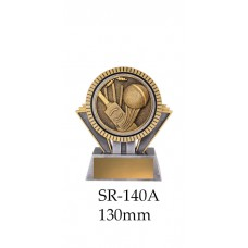 Cricket Trophies SR140A - 130mm Also 155mm & 180mm