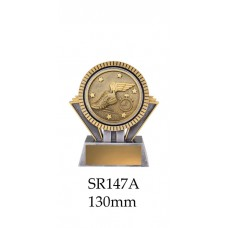 Athletics Trophies SR147A - 130mm Also 155mm & 180mm