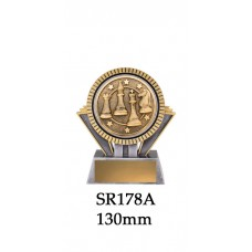 Chess Trophies SR178A - 130mm Also 155mm 175mm & 180mm