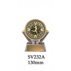Dance Trophies SV232A - 130mm Also 155mm & 180mm