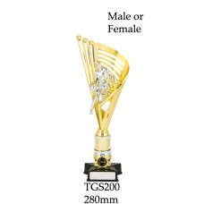 Basketball Trophies TGS200 - 280mm Also 315mm & 360mm