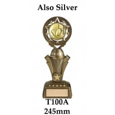 Soccer Trophies Whistle TH100A - 245mm Also 270mm & 295mm