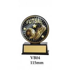 Soccer Trophies Futsal VB04 - 115mm