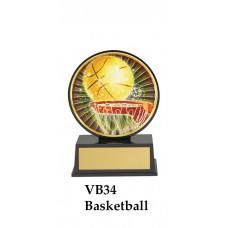 Basketball Trophies VB34 - 115mm