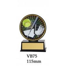 Baseball Softball Trophies VB75 - 115mm