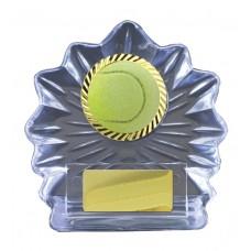 Tennis Trophies Acrylic W14-5109 - 130mm