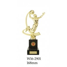 Basketball Trophies W16-2901 - 168mm