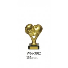 Boxing Trophies W16-3812 - 135mm Also 185mm, 210mm & 235mm