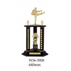 Martial Arts Trophy Karate W16-3908 - 640mm Also 745mm & 835mm