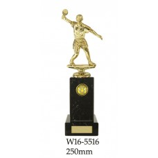 Table Tennis Trophies Male W16-5516 - 250mm