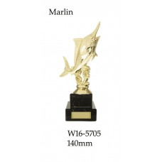 Fishing Trophies W16 - 5705  - 140mm Also 190mm & 215mm