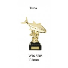 Fishing Trophies W16 - 5708  - 135mm AQlso 185mm & 210mm