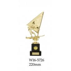 Wind Surfing Trophies - W16 - 5726 - 220mm