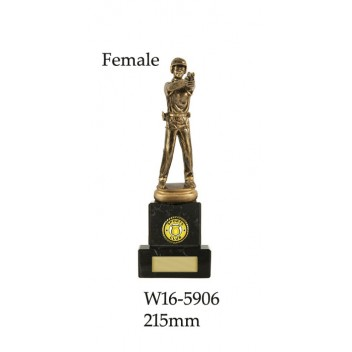Shooting Trophies W16-5906 - 215mm