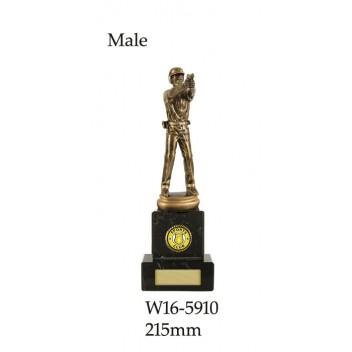 Shooting Trophies W16-5910 - 215mm