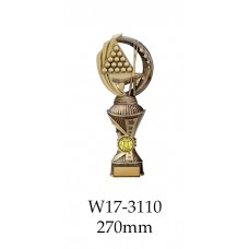 Billiards Trophies W17-3105 - 270mm Also 290mm 310mm 330mm & 360mm