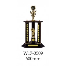Bodybuilding Trophies W15-2802 - 600mm