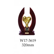 Boxing Trophies W17-3619 - 320mm Also 380mm & 440mm