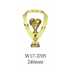 Boxing Trophies W17-3705 - 240mm AQlso 290mm 315mm & 350mm
