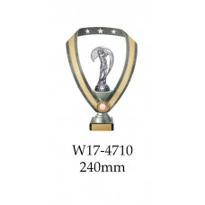 Golf Trophies Male W17-4710 - 240mm Also 290mm 315mm & 350mm