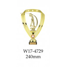 Golf Trophies Male W17-4729 - 240mm Also 290mm 315mm & 350mm