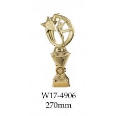 Gymnastics Trophies W17-4906 - 270mm Also 290mm 310mm 330mm & 360mm