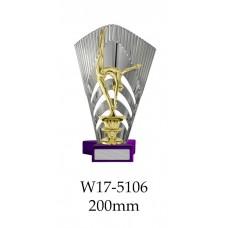 Gymnastics Trophies W17-5106 - 200mm Also 228mm & 253mm