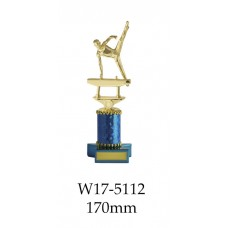 Gymnastics Trophies W17-5112 - 170mm Also 201mm & 226mm