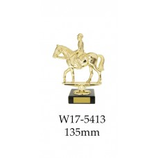 Equestrian Trophies W17-5413 - 135mm Also 185mm 210mm & 245mmmm