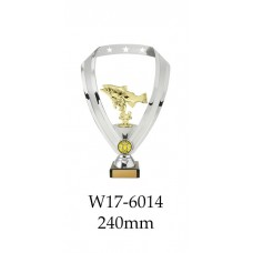 Fishing Trophies W17-6014 - 240mm Also 290mm 315mm & 350mm