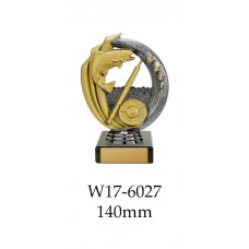 Fishing Trophies W17-6027 - 140mm Also 170mm 195mm & 220mm