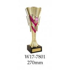 Trophy Cups W17-7801 - 270mm - 7 Colours