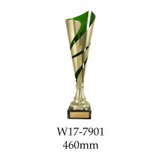 Trophy Cups W17-7901 - 460mm Gold & Silver 4 Colours