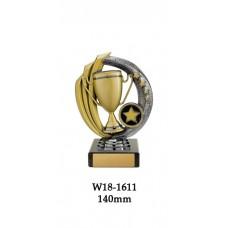 Achievement Trophies W18-1611 - 175mm, Also 170mm, 195mm & 220mm