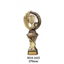 Achievement Trophies W18-1615 - 270mm Also 290mm, 310mm, 330mm & 360mm