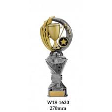 Achievement Trophies W18-1620 - 270mm Also 290mm, 310mm, 330mm & 360mm
