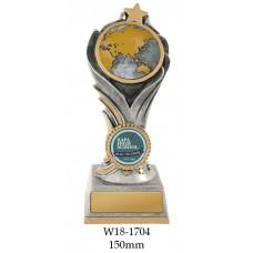 Achievement Trophies W18-1704 - 150mm Also 175mm & 200mm