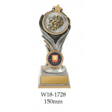 Music Trophies W18-1728 - 150mm Also 175mm & 200mm