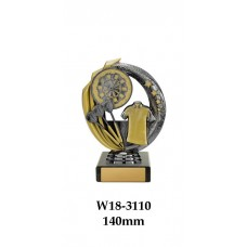 Darts Trophies W18-3110 - 140mm Also 170mm, 195mm & 220mm