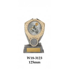Darts Trophies W18-3123 - 125mm Also 150mm & 175mm