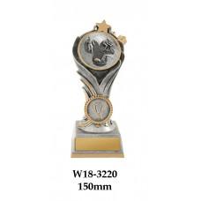 Triathlon Trophy W18-3220 - 150mm Also 175mm & 200mm