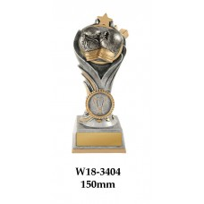 Boxing Trophies W18-3404 - 150mm Also 175mm & 200mm