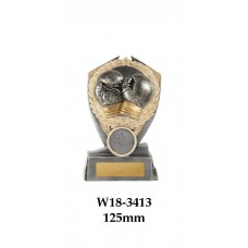 Boxing Trophies W18-3413 - 125mm Also 150mm & 175mm